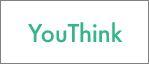 Логотип youthink.io