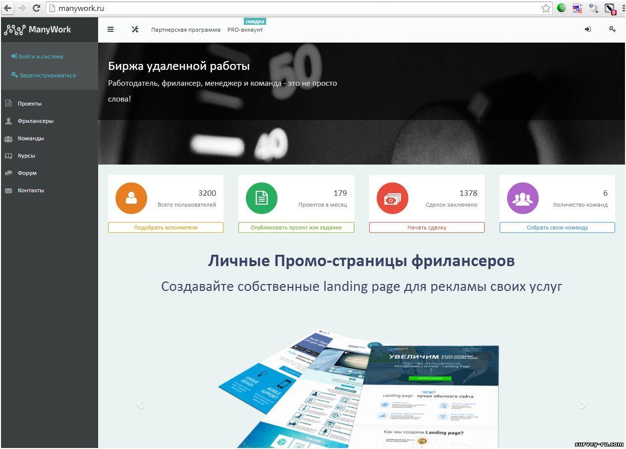 manywork.ru