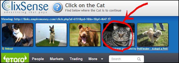 Clixsense.com - Cat